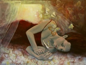 Dorina Costras - The Last Dream Before Dawn…