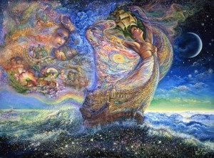 Josephine Wall Ocean of Dreams