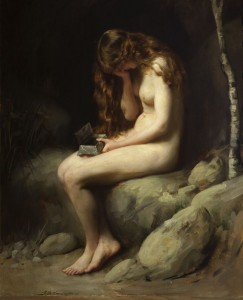 Pandora - Thomas Benjamin Kennington