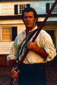 "Mel Gibson in ""The Patriot"" (2000)"